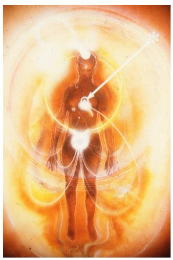 human-aura-field