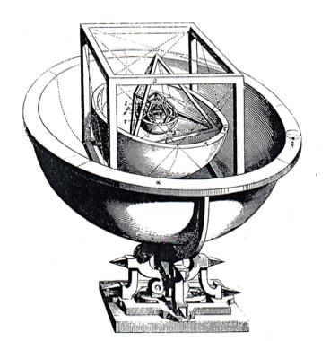 kepler-model-solar-system