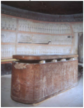 Tomb of Tutmosis III-12th Hour of the Duat-Valley of the Kings