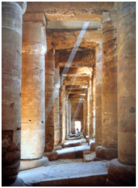Temple of Osiris @ Abydos