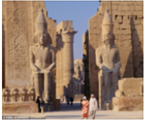 Temple of Luxor –West Entrance