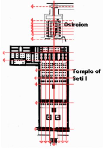 Temple of Osiris, Abydos
