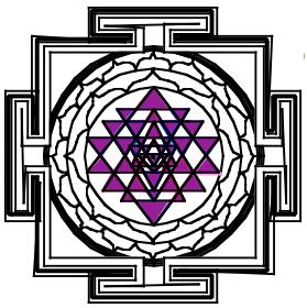Sri Yantra-The Universe